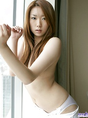 Yuu is a lovely Asian babe who also has great tits to show