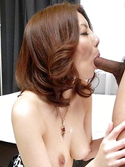 Yuna Hirose threesome sex