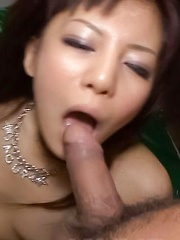 Hikaru Aoyama Asian is aroused with vibrators before is screwed